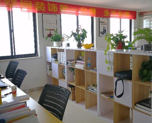 室内设计师_合肥市华金装饰设计招聘长春美容院设计装修公司图片