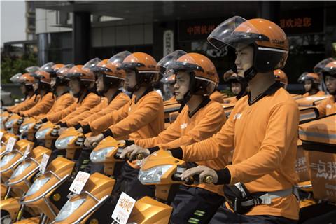 点我达骑手月薪5000以上_上海点我吧信息技术