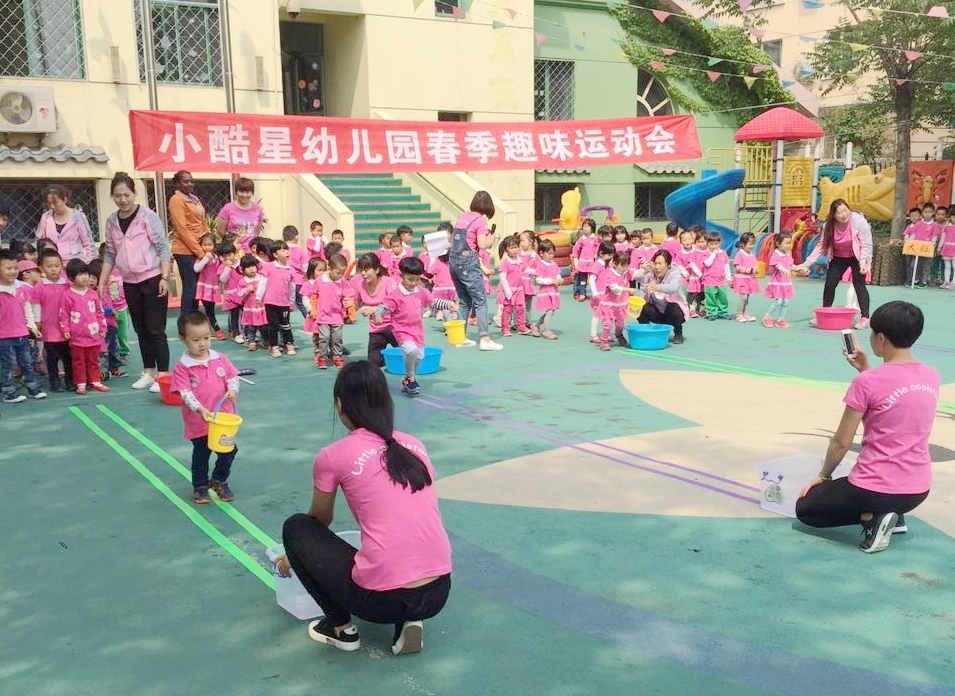 幼儿园环保体育手工制作大全