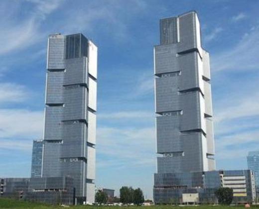 腾讯滨海大厦前台
